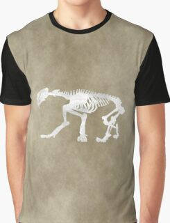 Smilodon Graphic T-Shirt