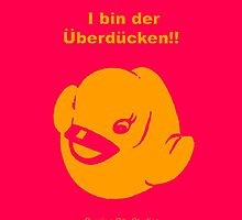Der Uberducken! (Pink, No T-Shirts) by Keith Miller