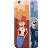 Spiderman girls iPhone Case/Skin