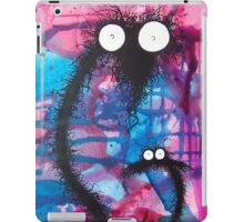 The creatures from the drain 25 iPad Case/Skin