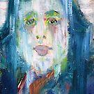 OSCAR WILDE - oil portrait by lautir