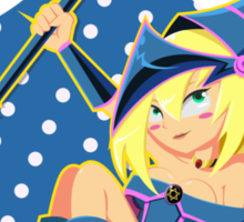 Dark magician girl Sticker