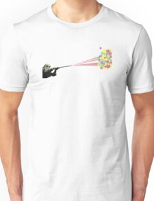 Water Fight Unisex T-Shirt