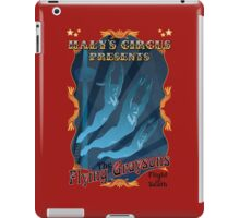 Flying Graysons iPad Case/Skin