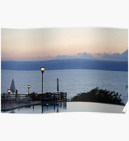 Dead Sea 1, Jordan Poster