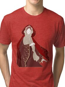 Red Riding Hood Tri-blend T-Shirt