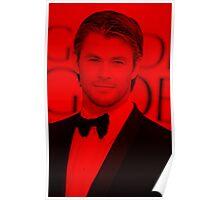 Chris Hemsworth - Celebrity Poster