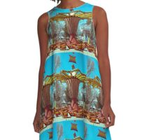 Flying Dutchman A-Line Dress