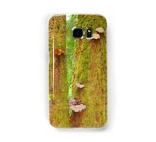 Moss Covered Trees Samsung Galaxy Case/Skin