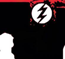 Flash2 x files Sticker