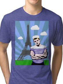 Paris Je T'aime Tri-blend T-Shirt