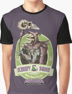 Snake Mountain Cider (grunge) Graphic T-Shirt
