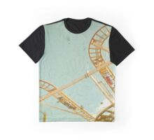 Tracks Graphic T-Shirt