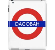 Fandom Tube- DAGOBAH iPad Case/Skin