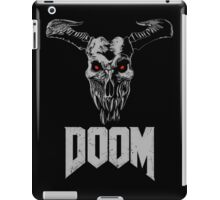 Doom - Icon of Sin V2 iPad Case/Skin