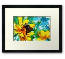 Perfect Partnership  Framed Print