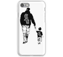 Chicago White Sox - Like Father Like Son iPhone Case/Skin