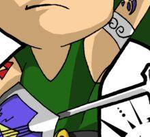 Heroes of Hyrule: Link Sticker