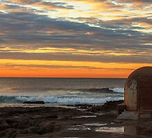 Newcastle Ocean Baths Pumphouse by tismeau