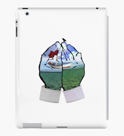 Sea Through iPad Case/Skin