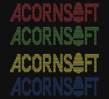 Acornsoft One Piece - Short Sleeve