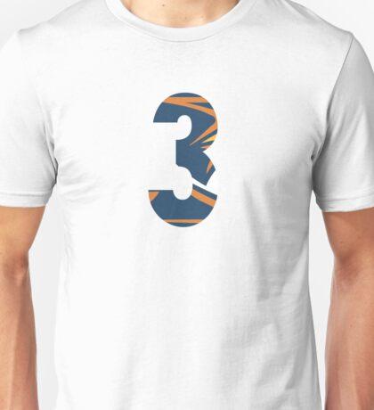 WEST COAST EAGLES SUPPORTER WEAR - NUMBER 3 Unisex T-Shirt