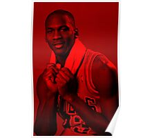 Michael Jordan - Celebrity Poster