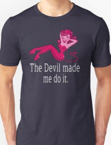 supernatural abbadon Unisex T-Shirt