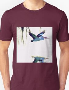 Pelican on the Move Unisex T-Shirt