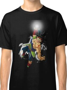 Bardock charges the Final Spirit Cannon - Dragon Ball Z Classic T-Shirt