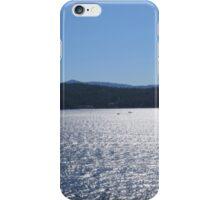 Tranquil Lake Coeur d'Alene iPhone Case/Skin