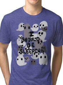 Sleeping Tri-blend T-Shirt