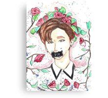 MONSTA X - Prince (왕자) Kihyun Canvas Print