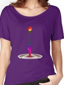 Dark Crystal Minimal Vector Movie Poster Women's Relaxed Fit T-Shirt