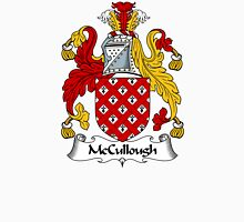 McCullough Coat of Arms / McCullough Family Crest Unisex T-Shirt