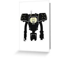 Yes Man Greeting Card