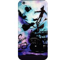 Peter Pan's Forever Young iPhone Case/Skin