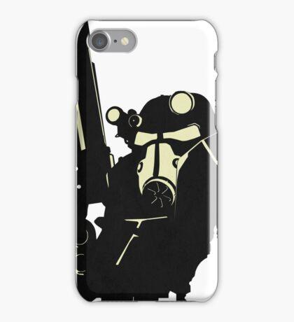 Power Suit iPhone Case/Skin