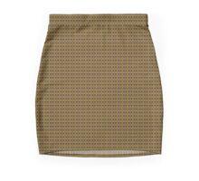 Rhino Sky #5 Mini Skirt