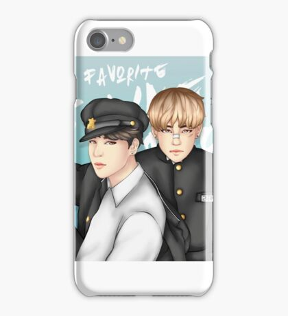 VMin: Your Favorite 95-Liner duo iPhone Case/Skin