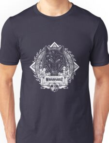 Pride of the Forest Wolf Mononoke Geek Line Artly Unisex T-Shirt