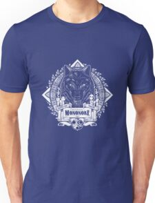 Pride of the Forest Wolf Mononoke Geek Line Artly Unisex T-Shirt