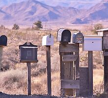 Letterboxes to Go by Syllyred