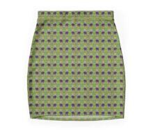 Rhino Sky #4 Mini Skirt