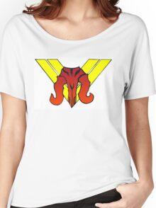 Mandalorian Mercs Symbol Women's Relaxed Fit T-Shirt