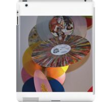 Records iPad Case/Skin