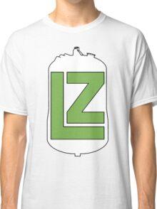 The LZ Collaboration Logo Classic T-Shirt