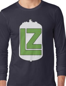 The LZ Collaboration Logo Long Sleeve T-Shirt
