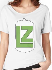 The LZ Collaboration Logo Women's Relaxed Fit T-Shirt