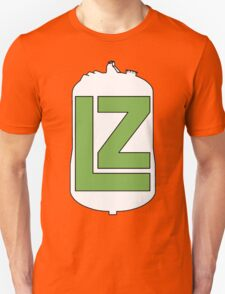The LZ Collaboration Logo Unisex T-Shirt